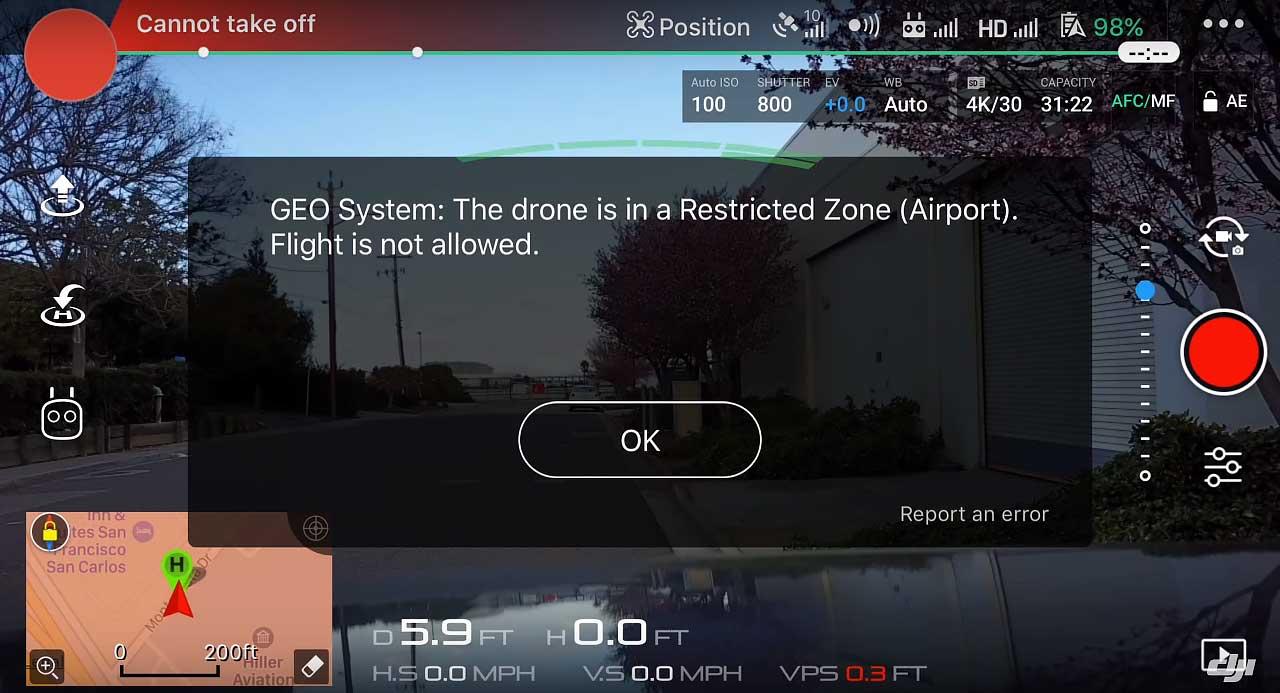 Dji Geo Zone nedir, nasıl başvuru yapılır ve uçuş izni nasıl