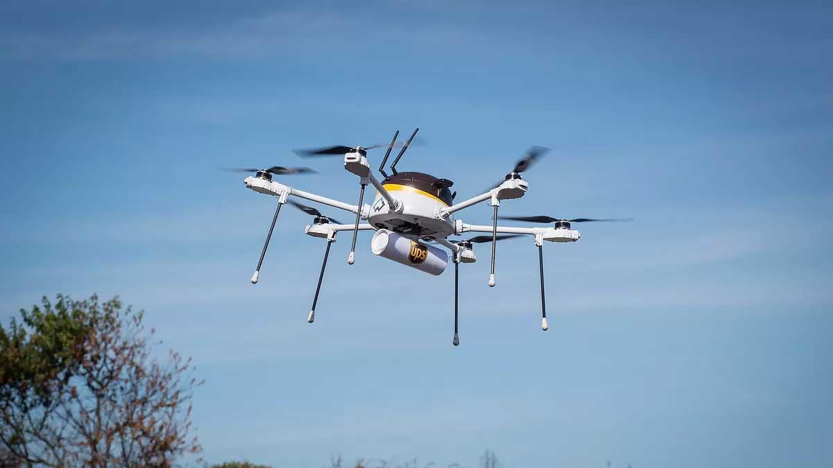 Drone ile teslimat